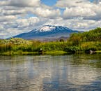 Hekla is one of Iceland's most active volcanoes, having erupted nearly every decade.