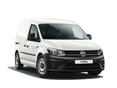 Volkswagen Caddy Camper w/heater 2017