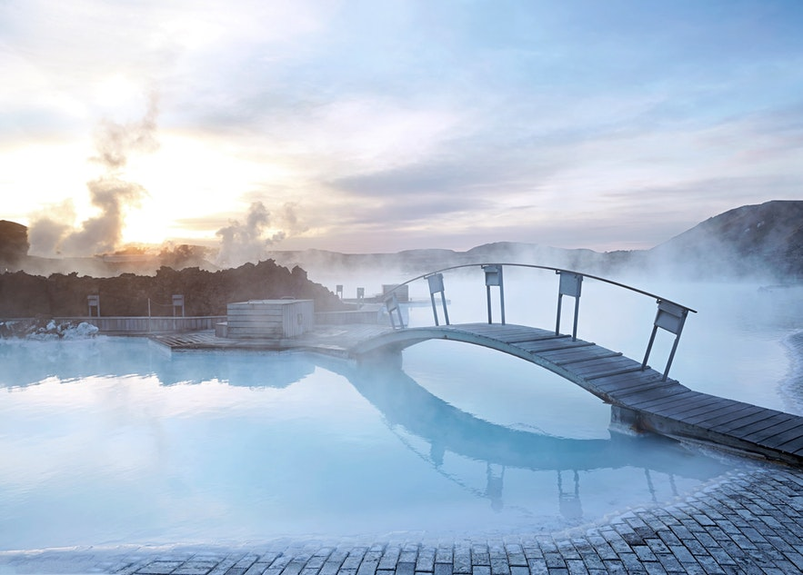 If you love catching fungal infections, smearing paste on your face and sweating profusely with near-naked strangers, you'll love the Blue Lagoon