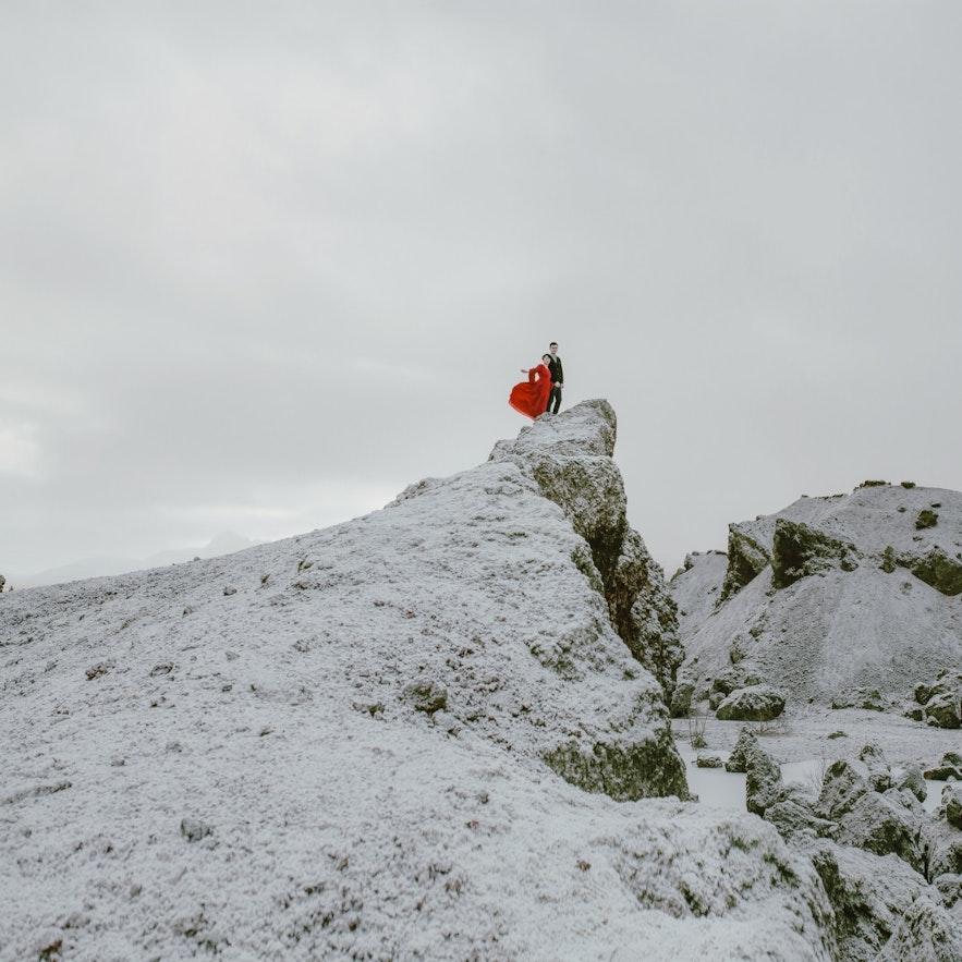 冰島婚紗寫真集