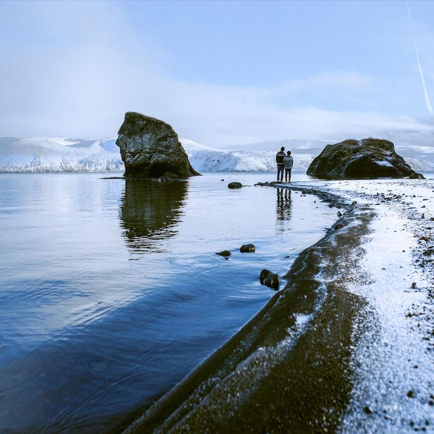 冰島結婚寫真