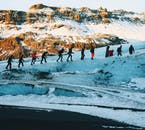 2 Day Tour to Jokulsarlon | With Glacier Hike, Waterfalls and Black Beach