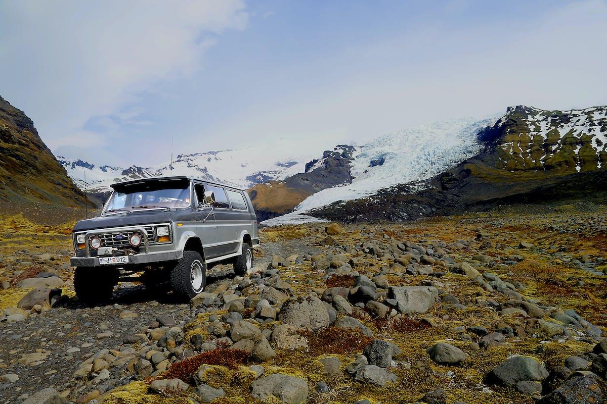 Icelandic Nature Tours hero image