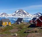 Grönland ist eine autonome Region Dänemarks und ein Großteil der Bevölkerung sind Inuit.