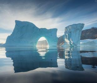 5 dni, pakiet | Złoty Krąg, południe Islandii i dzień na Grenlandii