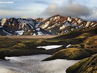 Iceland Highland Roads Expedition | 6 Day Hiking Tour