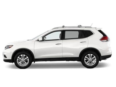 Nissan Rogue / X-trail (7 seater - DIESEL) 2017