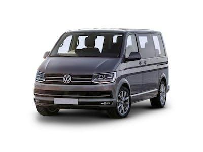 Volkswagen Caravelle 4x4 2017