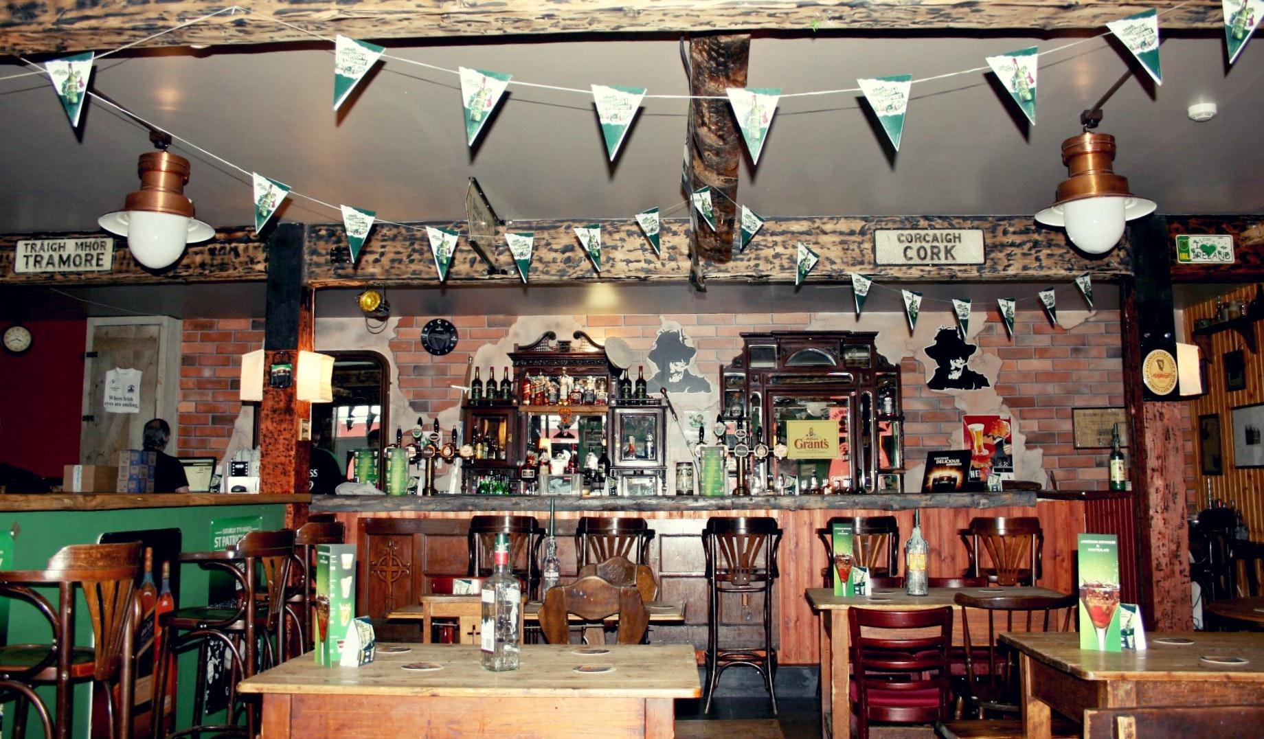 The Dubliner is Reykjavik's traditional Irish pub.