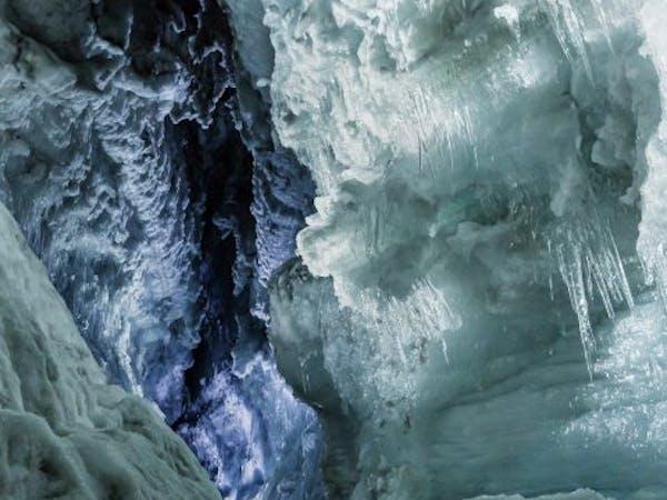 Into the Glacier