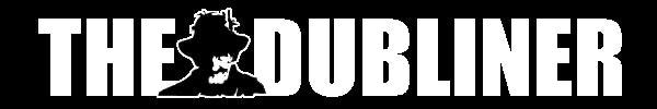 The Dubliner banner.