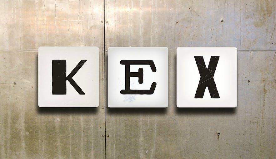 KEX Hostel Banner.