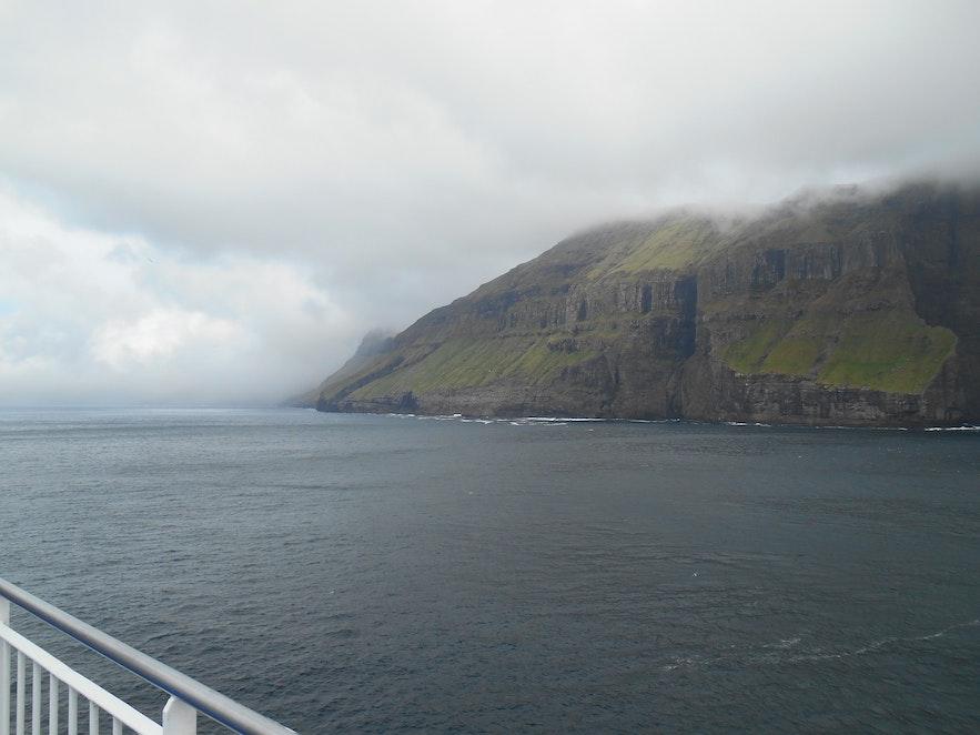 Faroer fjorden
