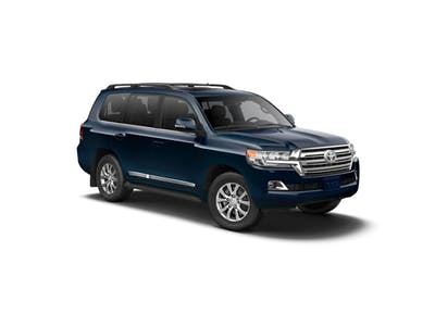 Toyota Landcruiser 4x4 (2016 et 2017) X DRIVER INCLUDED 2016