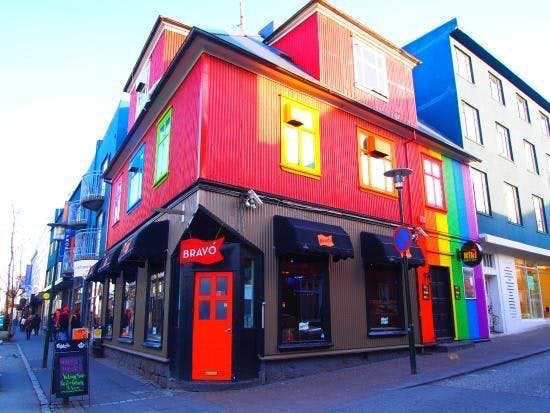 Bravo is one of the most popular and easily recognizable bars in the city.