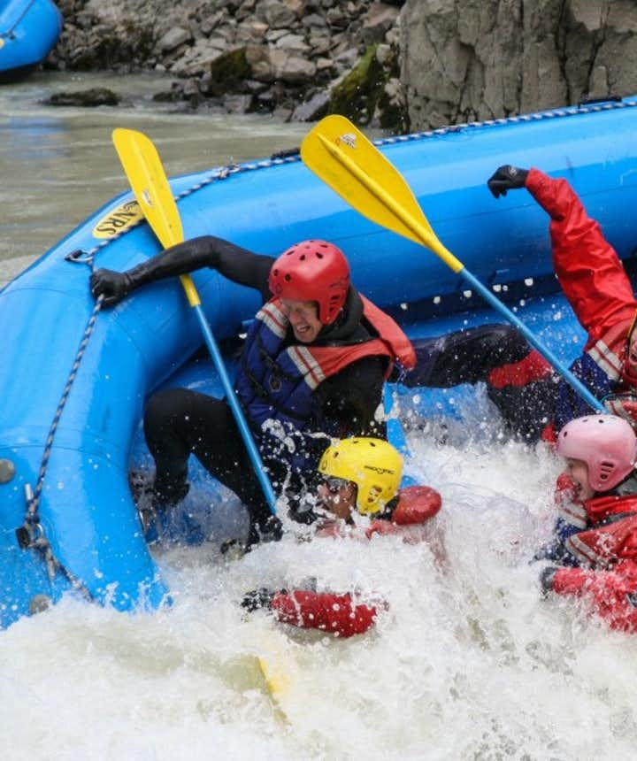 Ultimate Guide to River Rafting in Iceland