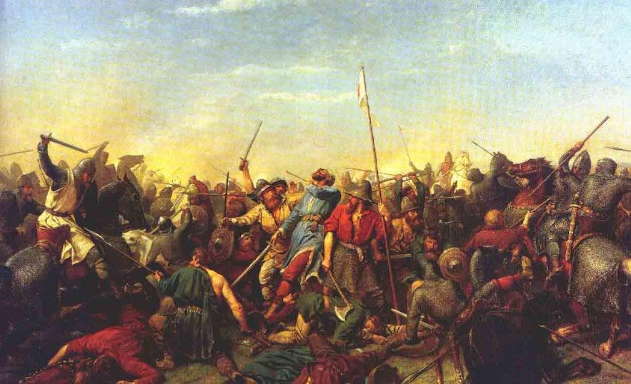 The Viking Battle of Stamford Bridge