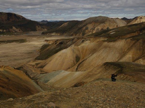 Travelling Iceland