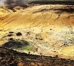 One of the Reykjanes Peninsula's hidden gems, the Seltún geothermal area