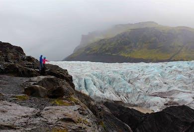 South Coast Sightseeing   Glaciers, Waterfalls & Black Sand Beaches