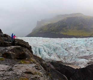 South Coast Sightseeing | Glaciers, Waterfalls & Black Sand Beaches