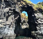 Snæfellsnes Peninsula is filled with many spectacular rock formations.
