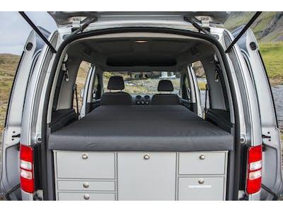 大众Volkswagen Caddy Camper 2015