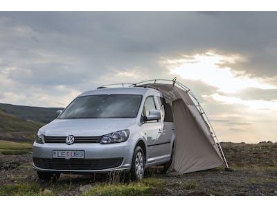 大众Volkswagen 开迪野营Caddy Campervan-冰岛国际机场取车 SXME 2015