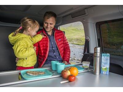 Volkswagen Caddy Camper 2015