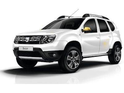 Dacia Duster 4x4 incl.GPS 2016