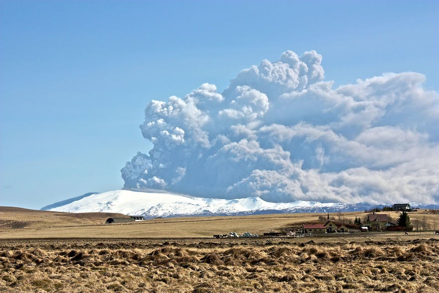 Eyjafjallajökull's eruption would start a tourist boom in Iceland that, seven years later, is still ongoing.