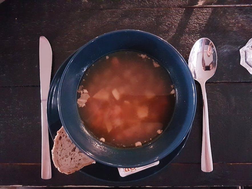 Food Lovers - smaki Islandii