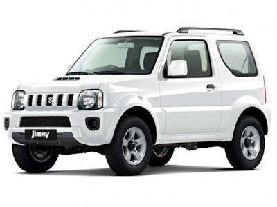 Suzuki Jimny 4x4 boîte automatique 2016 - 2018