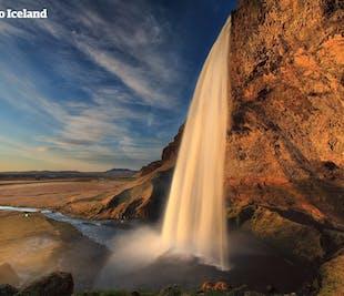 夏のセット割|ゴールデンサークル、スナイフェルスネス半島、氷河湖 3in1