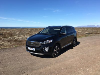Kia Sorento 4x4 Automatic with GPS 2017