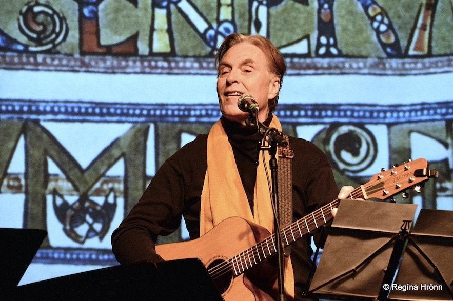 Valgeir Guðjónsson musician