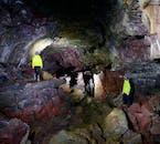 Les grottes souterraines de l'Islande offrent un aperçu unique de la nature volcanique du pays.