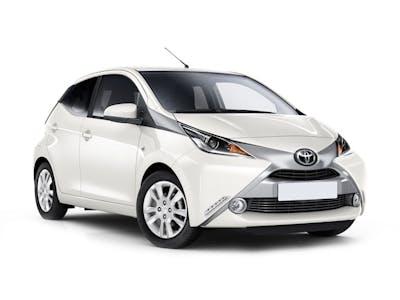 Toyota Aygo (2018-2019) 2018