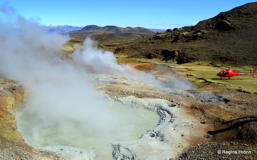 Ölfusvatnslaugar geothermal area