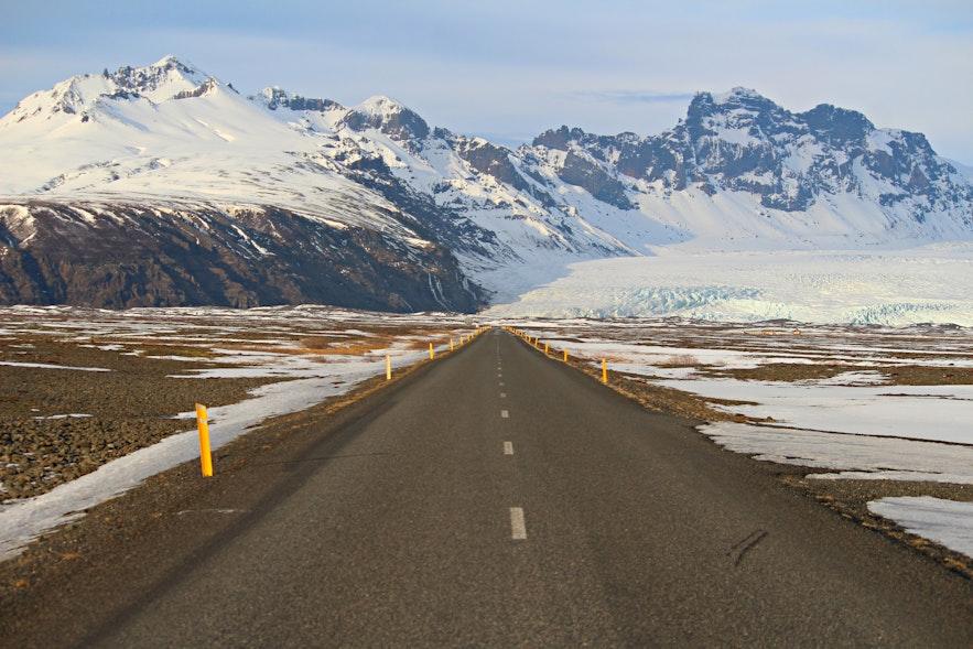 冰島一號公路沿途旅遊景點介紹