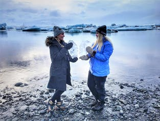 Small Group Vatnajokull Glacier Hike & Glacier Lagoon Tour From Reykjavik