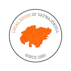 Local Guide of Vatnajökull logo