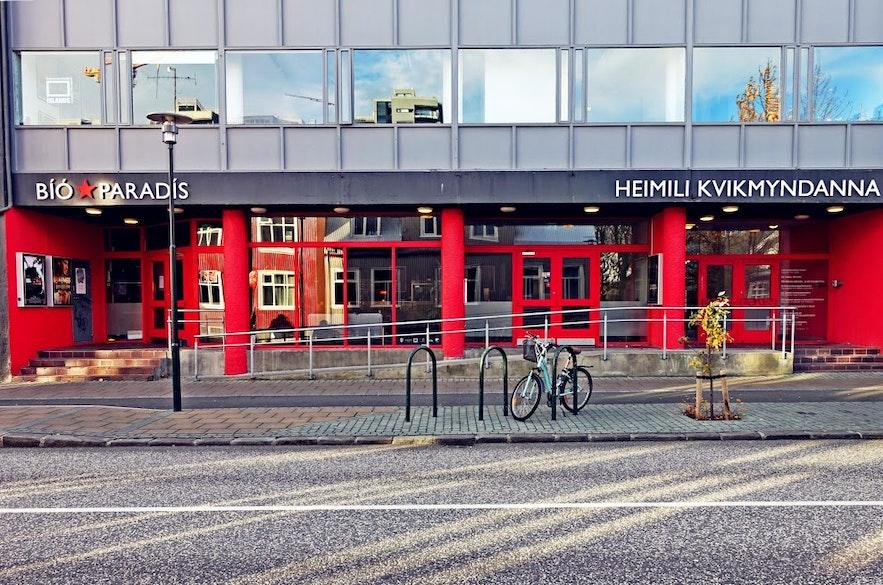 Bio Paradis ist das Arthaus Kino von Reykjavik.