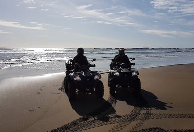 South Coast Black Beach ATV Tour