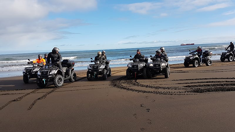Black Beach ATV Tour