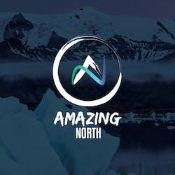 Amazing North logo