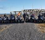 Lava ATV Tour from Þorlákshöfn