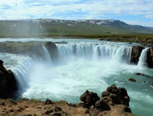 Day Tour from Cruise Ships in North Iceland | Akureyri or Husavik