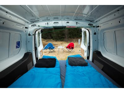 Ford Transit Connect Camper  2017
