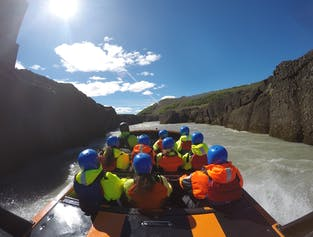 The Golden Circle and Hvítá River Jet Boat Tour